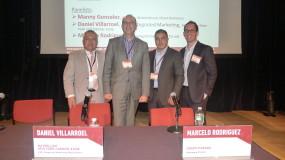From Left to Right: Manny Gonzalez, Daniel Villaroel,Marcelo Rodriguez, Chet Fenster.