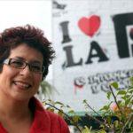 Directora de la Feria Internacional del Libro