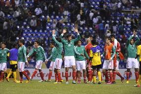MÉXICO FÚTBOL CONCACAF SUB20