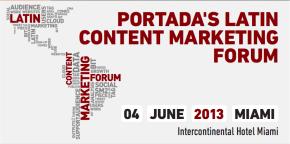 Latin Content Marketing Forum. Hispanic Content Marketing Forum