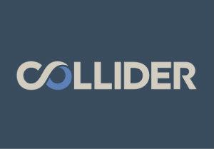 Collider logo blue