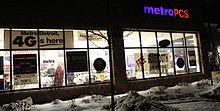 Metro PCS Store