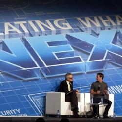 Interview with M. Zuckerberg