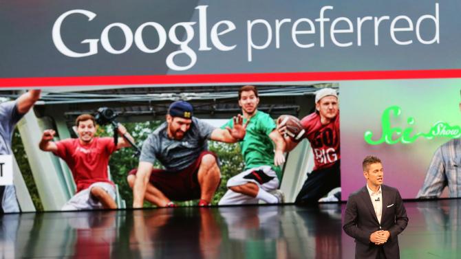 Google Presents YouTube Brandcast - Digital Content NewFront
