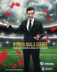 #SoyLamalaSuerte