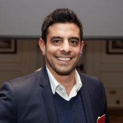 Kayvan Salmanpour, VP, NewsCred