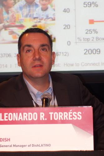 DISH Latino's Leonardo R. Torréss,
