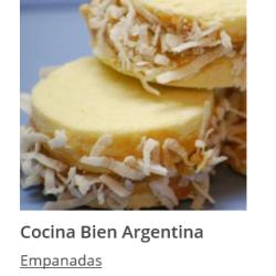 allrecipe argentin