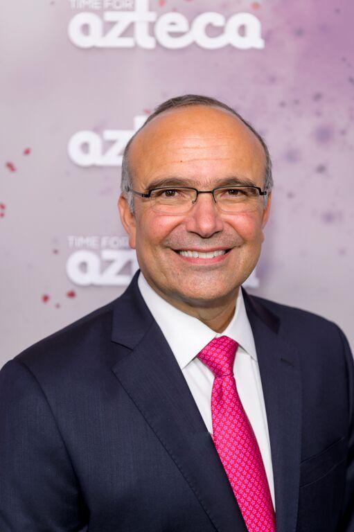 Manuel Abud, CEO, Azteca America