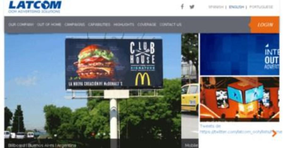 Kinetic,  Latcom and Mediakeys Create  Global OOH Fulfillment Platform