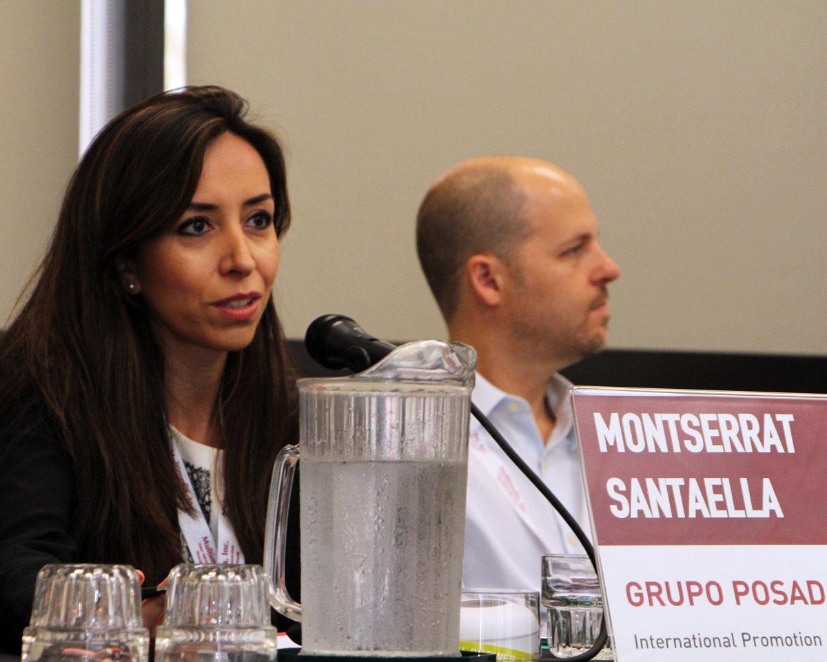 Grupo Posada's Monserrat Santaella