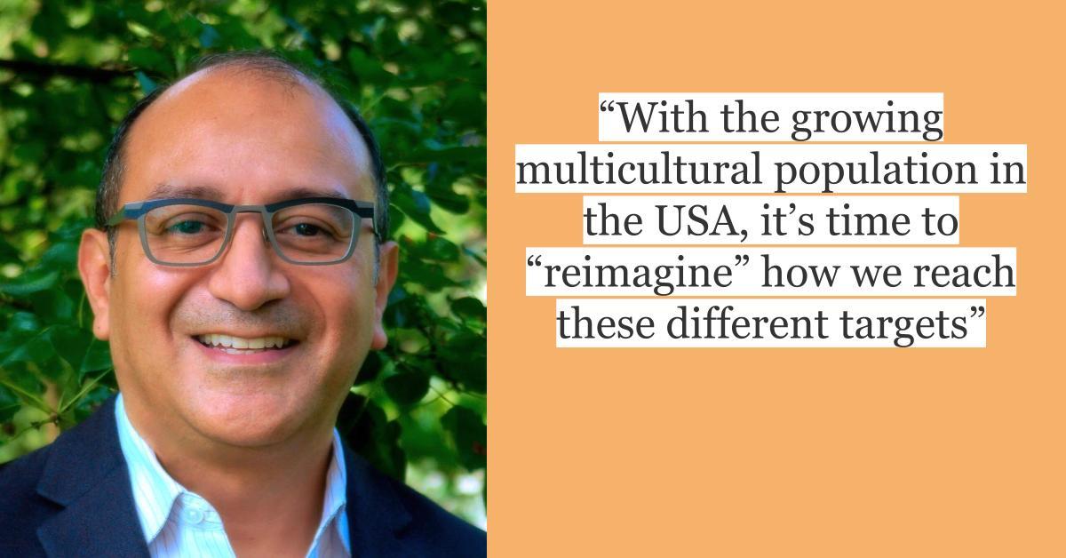 "Daniel Villarroel – Demographic Targeting is the ""New Multicultural"""