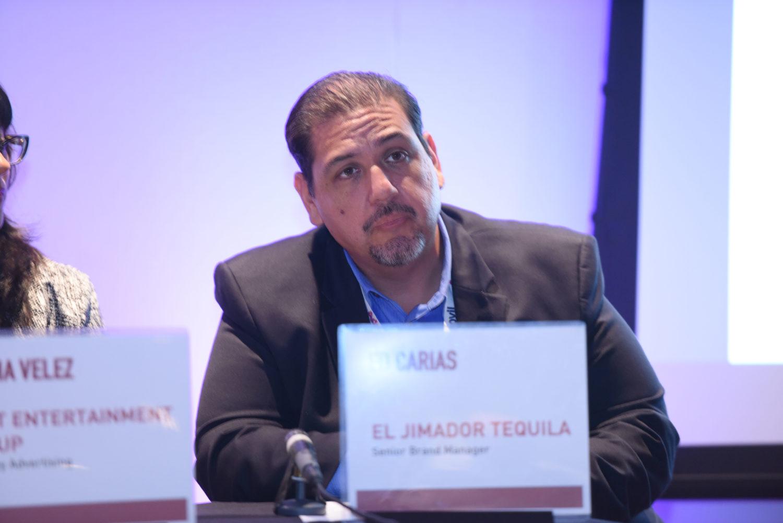 Ed Carias, Senior Brand Manager, El Jimador Tequila
