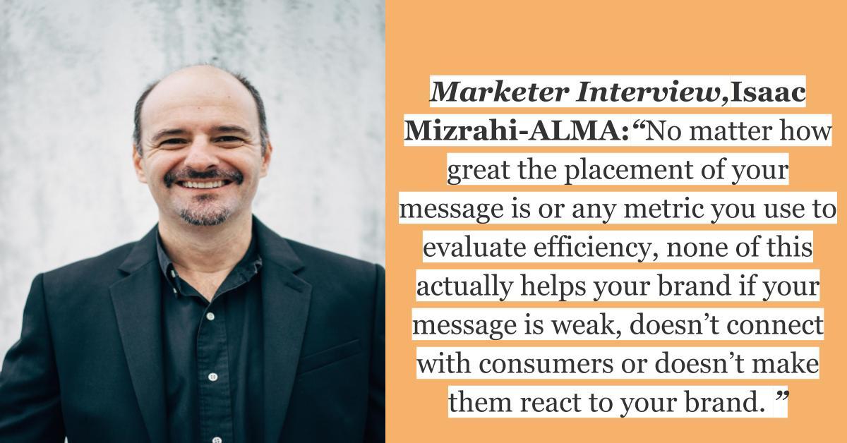 "Isaac Mizrahi, ALMA: ""Hispanic Agencies have something General Market Agencies don't have"""