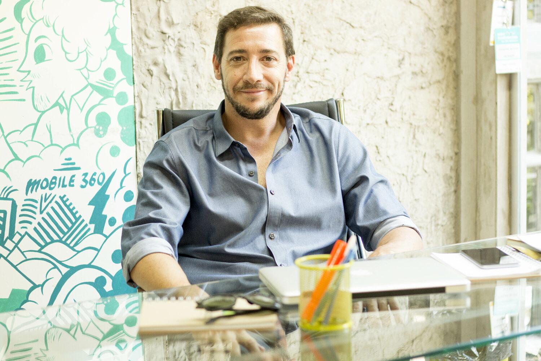 Exequiel Arriola, Kickads co-founder.