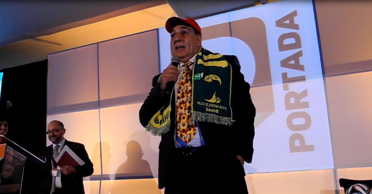 Fernando Fiore to Emcee Stellar Sports Marketing Sessions at PortadaLat on June 7