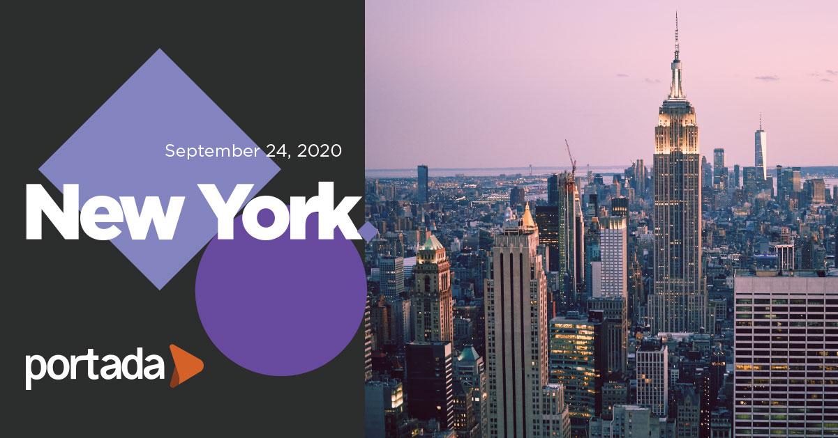 Portada New York 2020, September 24