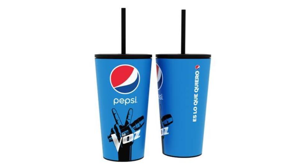 Pepsi La Voz Partnership