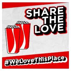 #WeLoveThisPlace