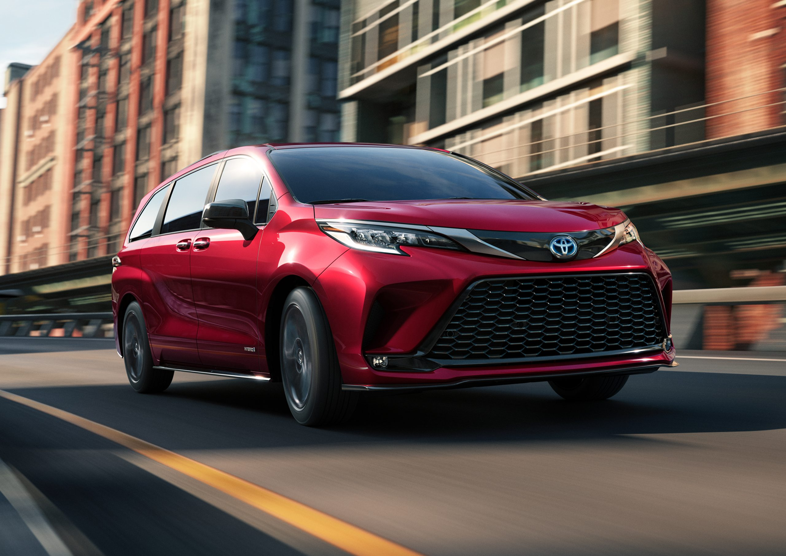 Toyota Sienna Life Campaign