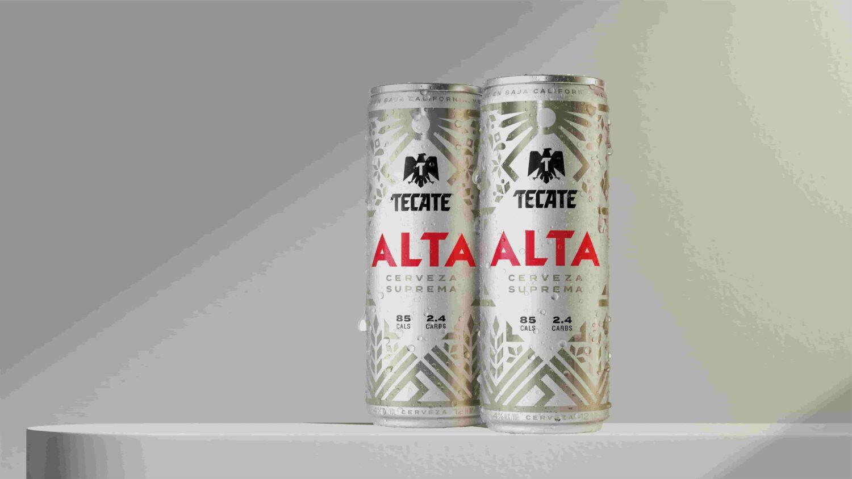 Tecate Alta Marketing