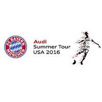 FC Bayern Audi Summer Tour 2016 / FC Bayern Munich LLC.